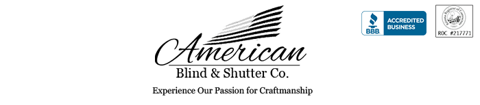 american blind and shutter logo