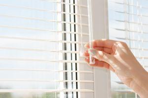 blinds rod turning