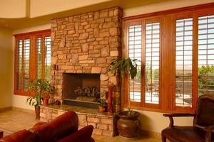 polycore shutters color oak